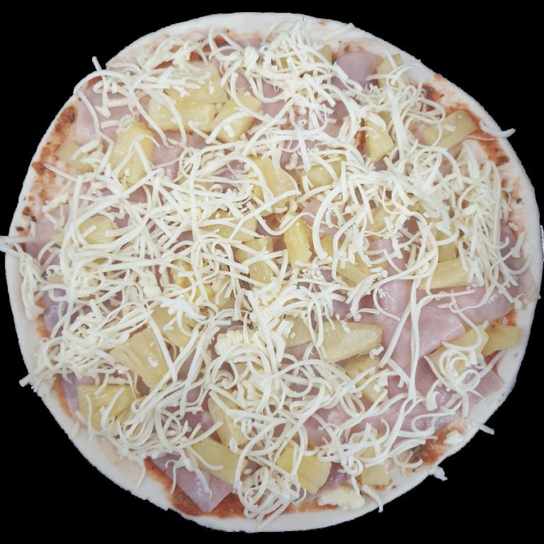 09.   Pizza Hawaii