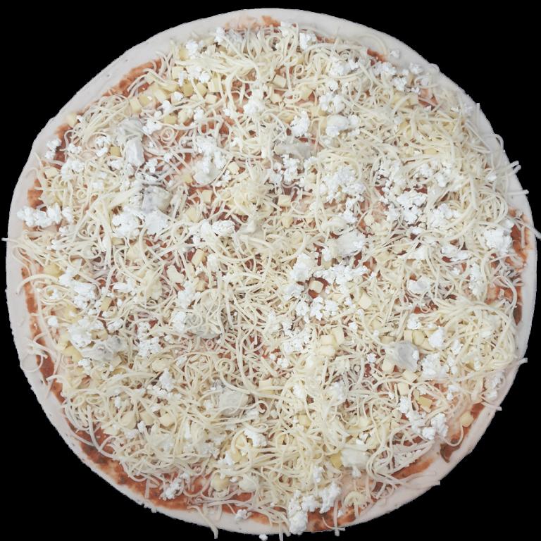 27.Pizza Quattro Formaggi